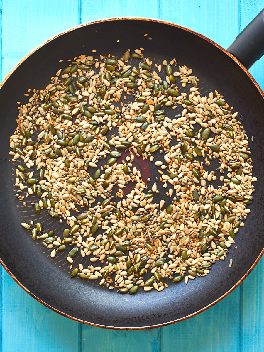 Toasted Mixed Seeds