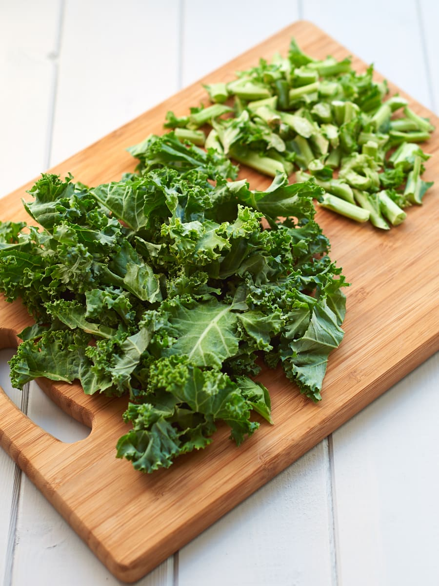 How to prepare kale