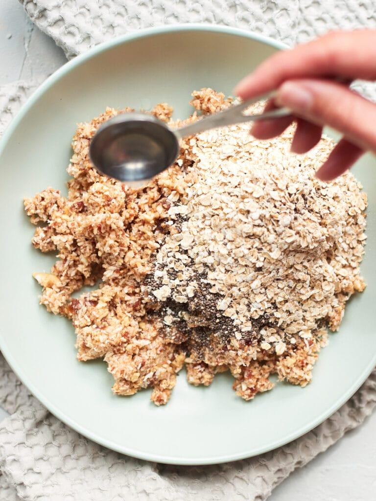 Adding coconut oil